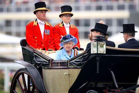 queen elizabeth royal ascot