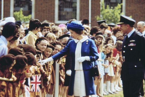 エリザベス女王の在位70周年祝うプラチナジュビリー、4日間にわたってイベントを開催