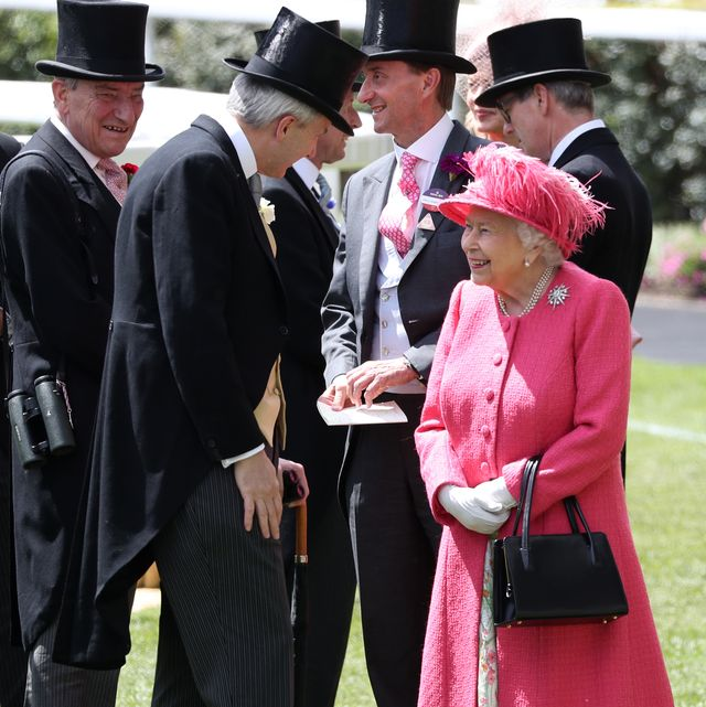 See All the Best Photos of Queen Elizabeth and the Rest of the Royal Family at Day 4 of Royal Ascot