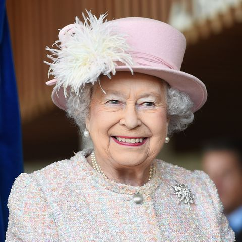 4a1e4990c4 Queen Elizabeth Just Posted Her First Ever Instagram, So Influencers Better  Watch Out