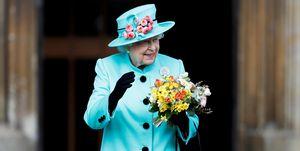 エリザベス女王 イースター 新型コロナウイルス ロイヤルファミリー