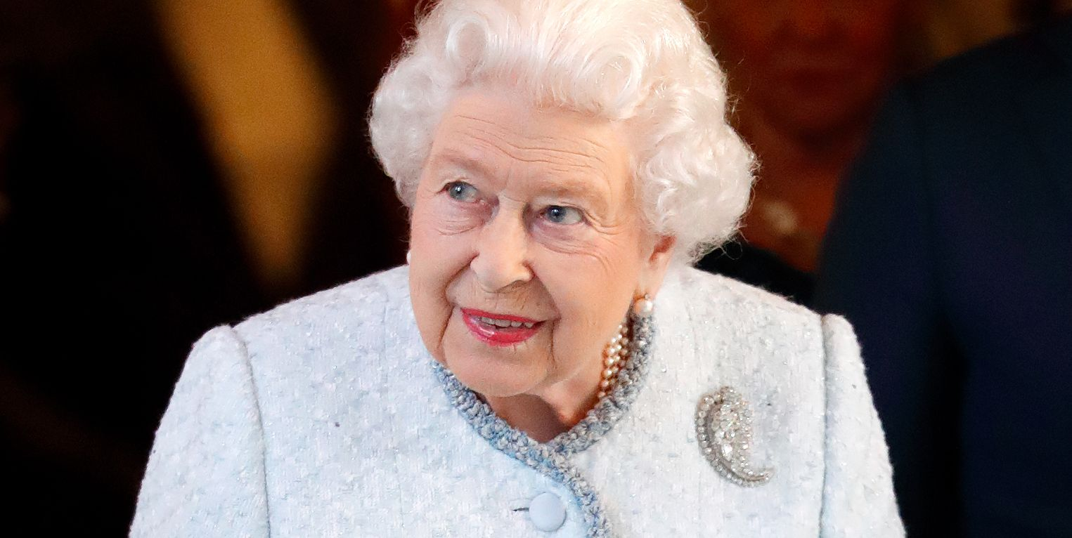 Queen Elizabeth II Hosts A Christmas Lunch At The Goring Hotel