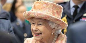 エリザベス女王 ロイヤルファミリー