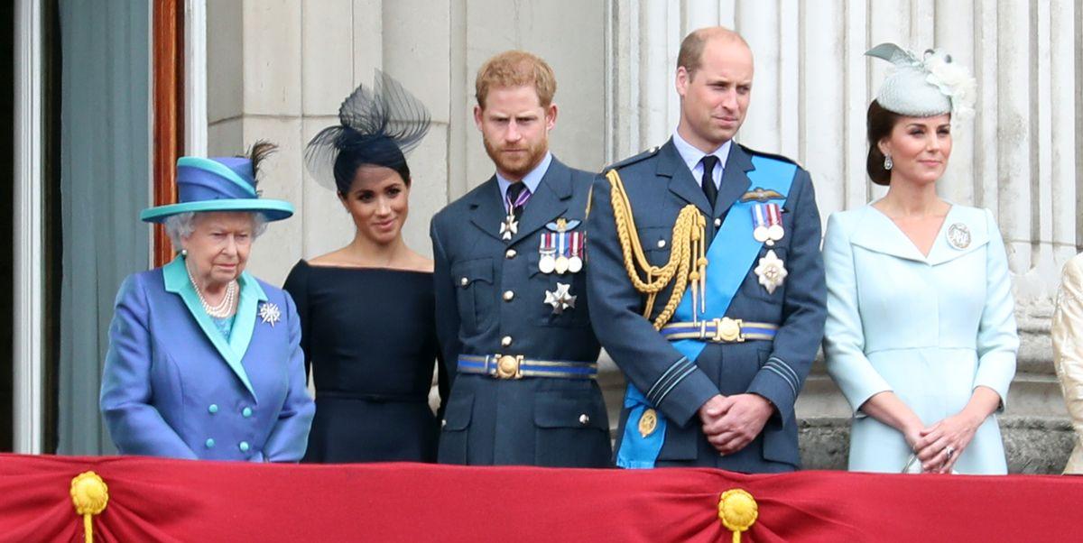 Buckingham Palace Breaks Its Silence Over Prince Harry's Memoir