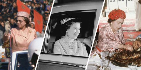 queen elizabeth ii morocco 1980