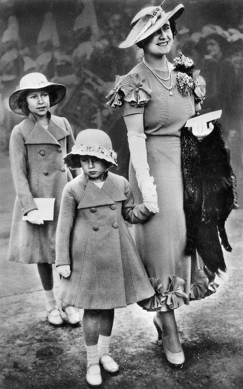 elizabeth ii queen royalty child