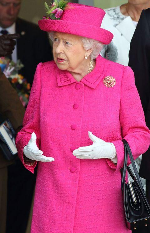 Queen Elizabeth II Opens Royal Papworth Hospital
