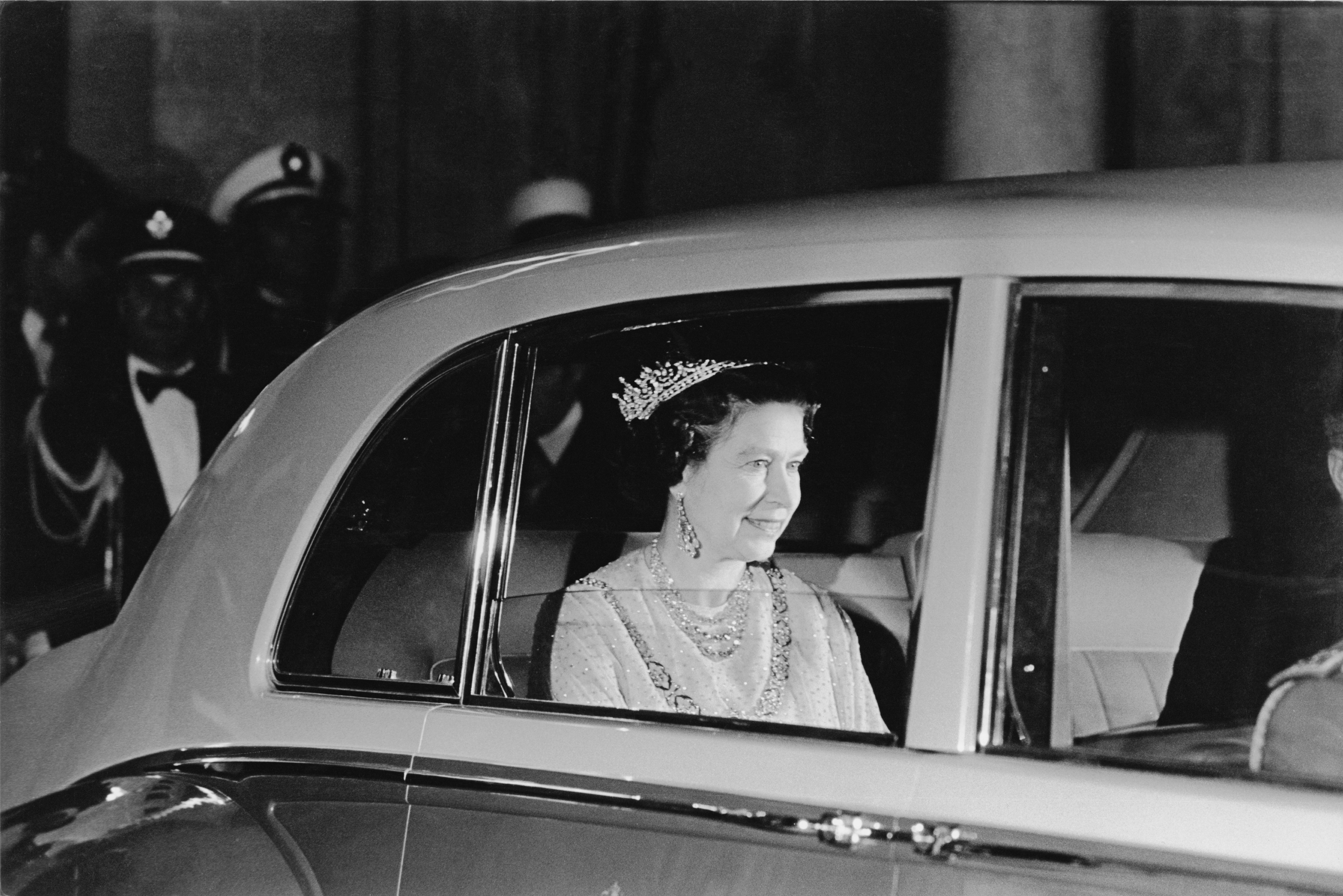 Queen In Rabat