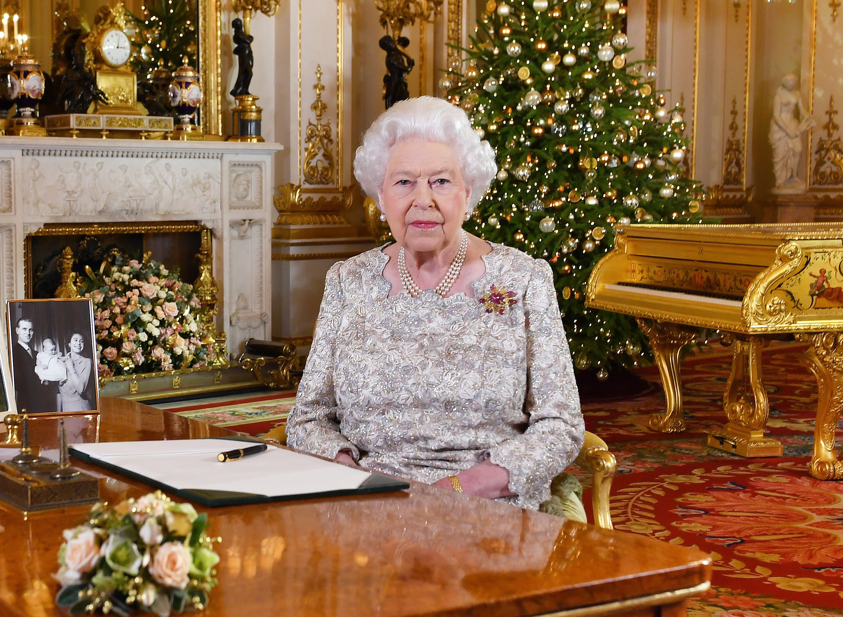 Queen Elizabeth & Prince Philip Won't Spend Christmas at Sandringham in 2020