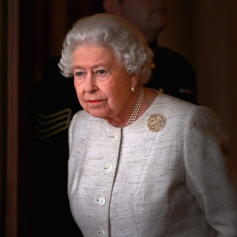 The Queen Receives The President Of Kazakhstan