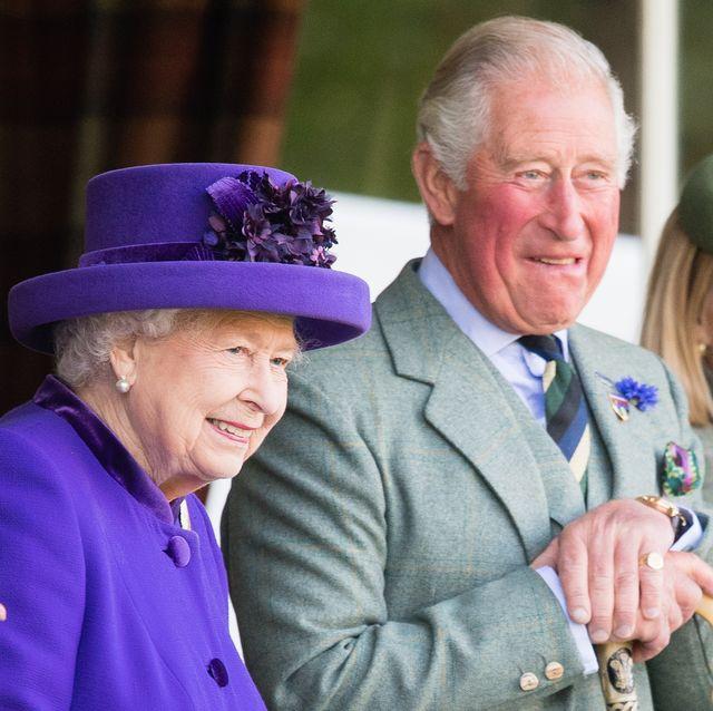 queen elizabeth prince charles The 2019 Braemar Highland Gamesqueen elizabeth prince charles