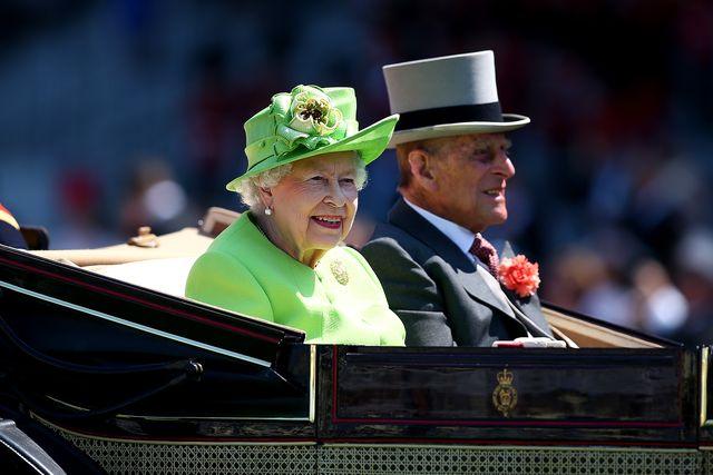 エリザベス女王 フィリップ王配