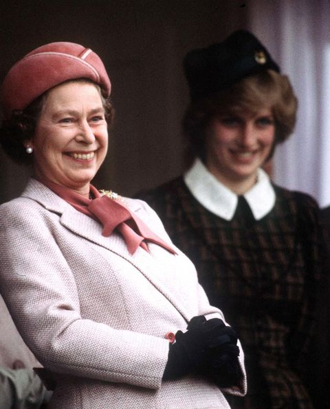 Inside Queen Elizabeth and Princess Diana's Highly Complicated Relationship