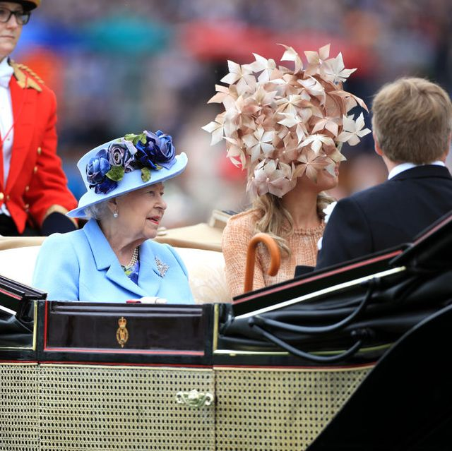 The Most Fabulous Hats at This Year's Royal Ascot