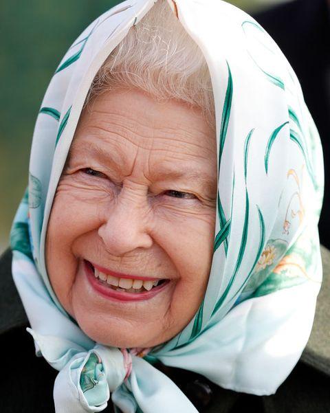 Queen Elizabeth II Visits Wolferton Pumping Station
