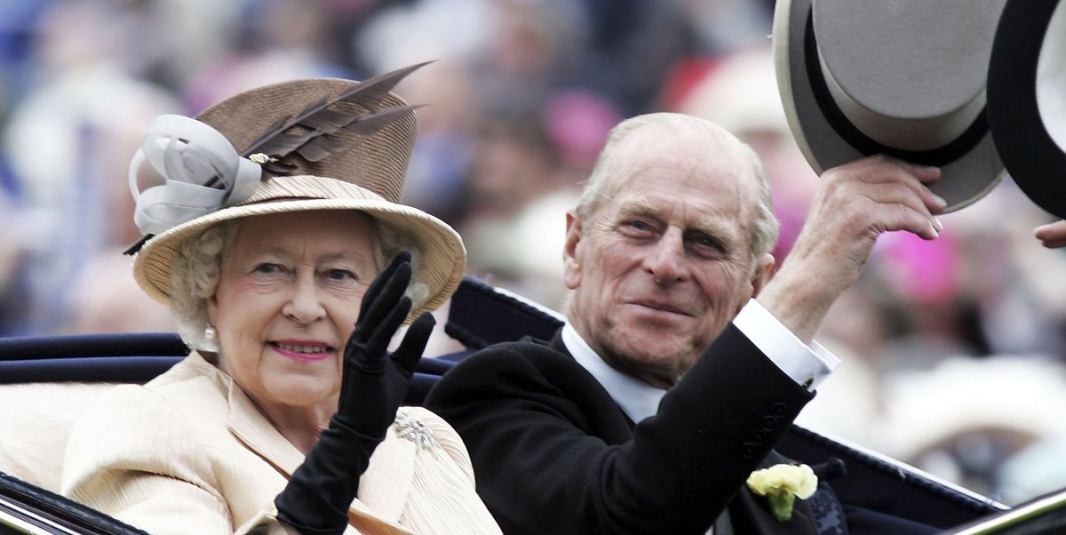 The 30 guests chosen to attend Prince Philip's funeral