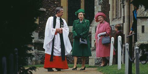 Royal Family Christmas