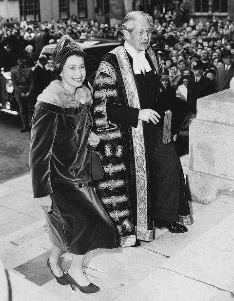 queen elizabeth harold macmillan prime minister