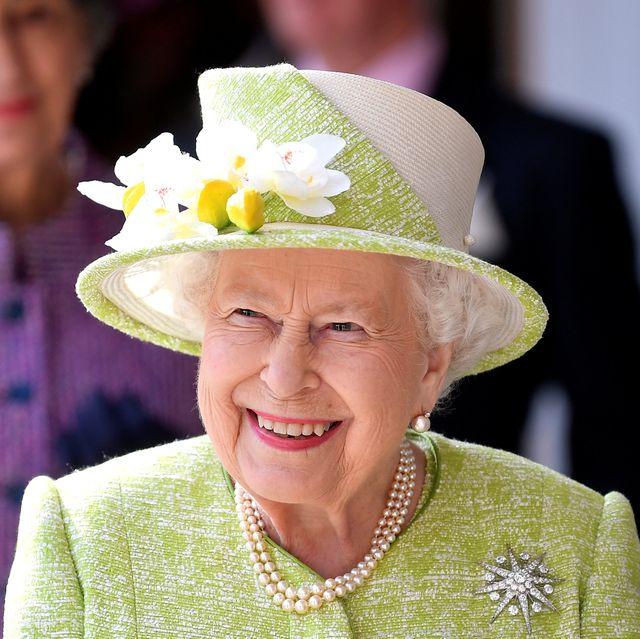 her majesty queen elizabeth ii visits somerset