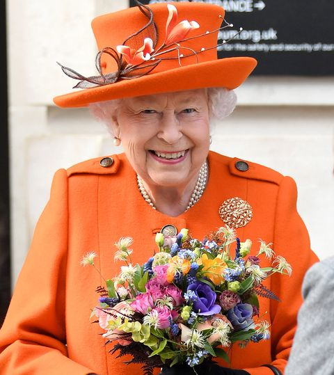 Queen Elizabeth II work for the royal family