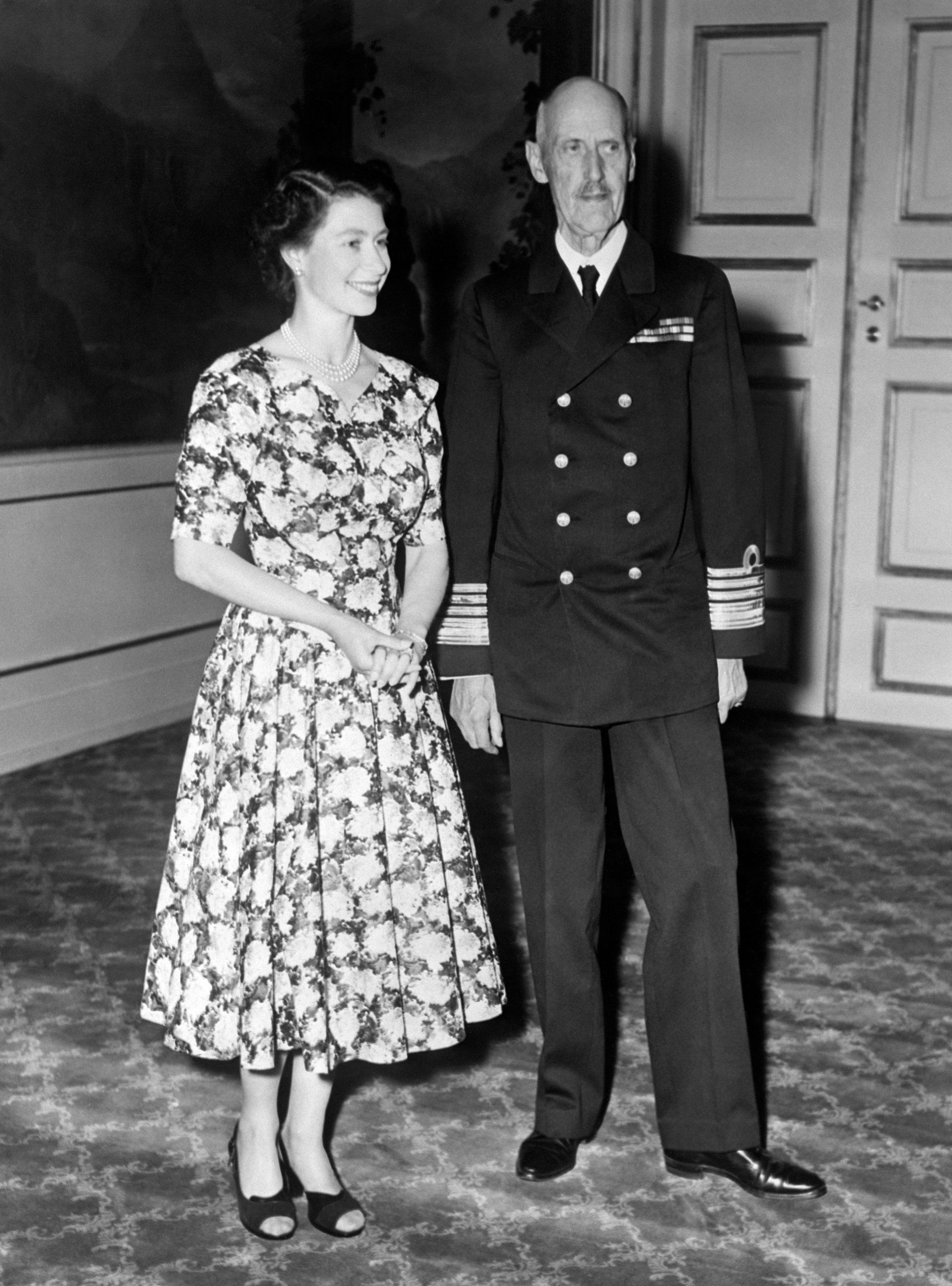 Royalty - Queen Elizabeth II State Visit to Norway - Oslo
