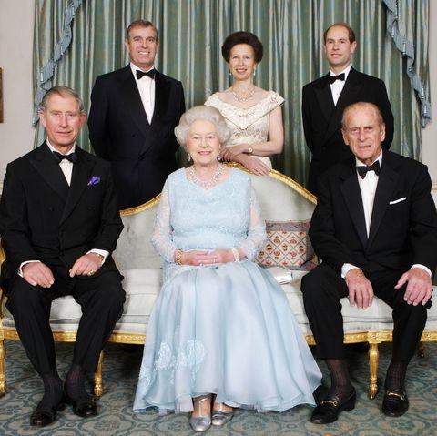 Queen Elizabeth Ii S Children Inside The Royal Family Relationships