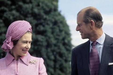 La Reina y el Príncipe Felipe - Las mejores fotos de la Reina Isabel y el Príncipe Felipe