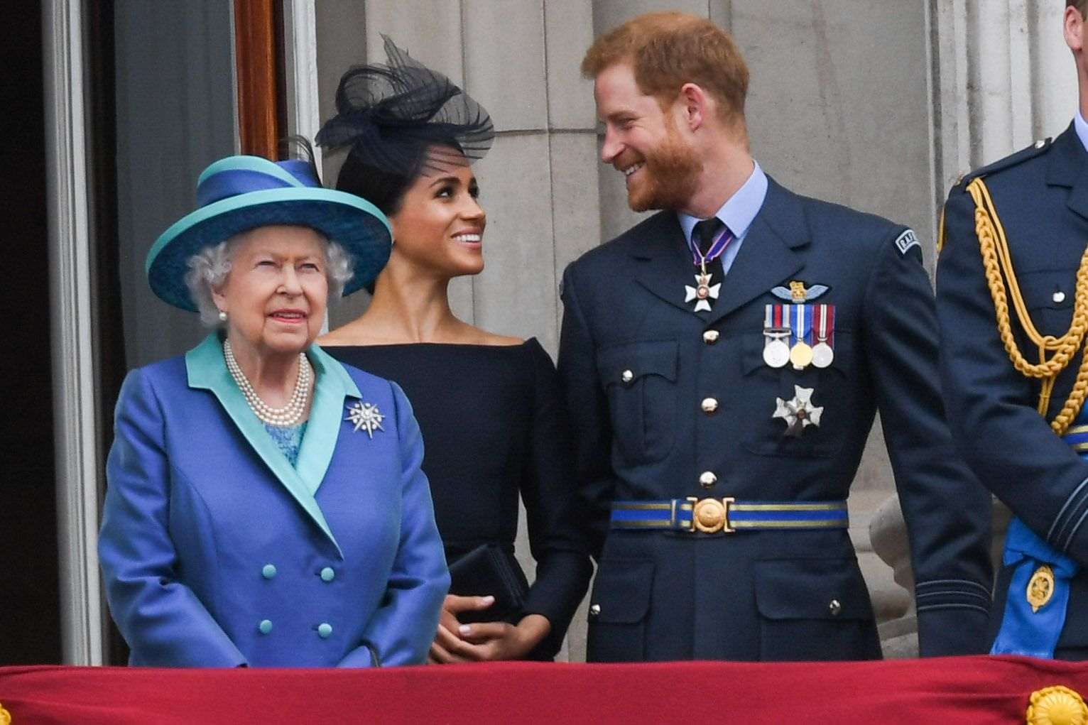 """Meghan Markle, Prince Harry, and Queen Elizabeth Are """"Pleased"""" With the New Step-Down Agreement"""