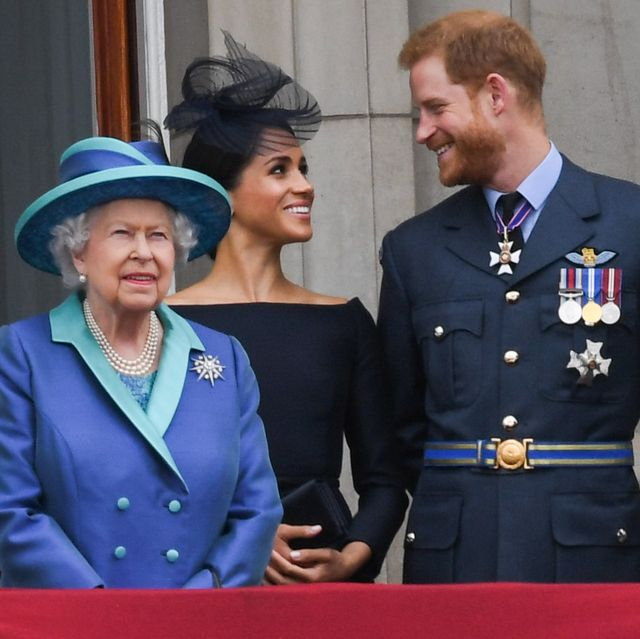 メーガン妃 ヘンリー王子 ロイヤルファミリー