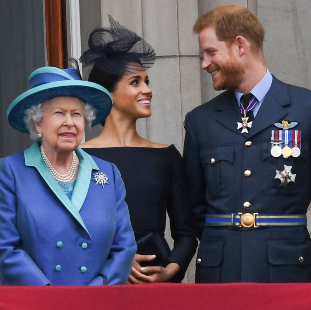 The Full Names of Everyone in the Royal Family
