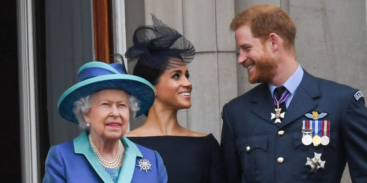 These Are the Full Names of Everyone in the Royal Family