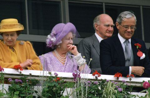 queen, queen mother and michael shea