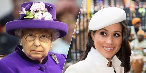 3463a158166c7 What Queen Elizabeth Will Skip at the Royal Wedding - Meghan Markle ...