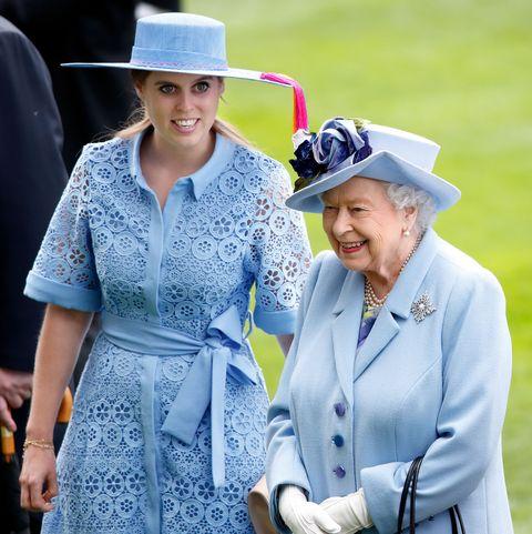Queen, permission, Princess Beatrice, engaged, Edoardo Mapelli Mozzi