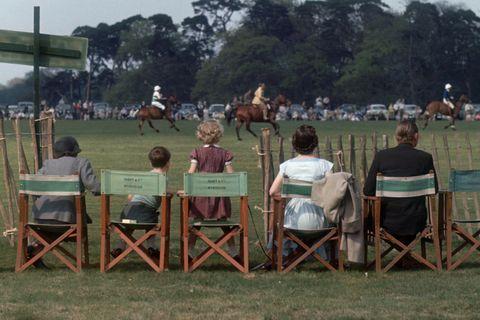 royal family polo
