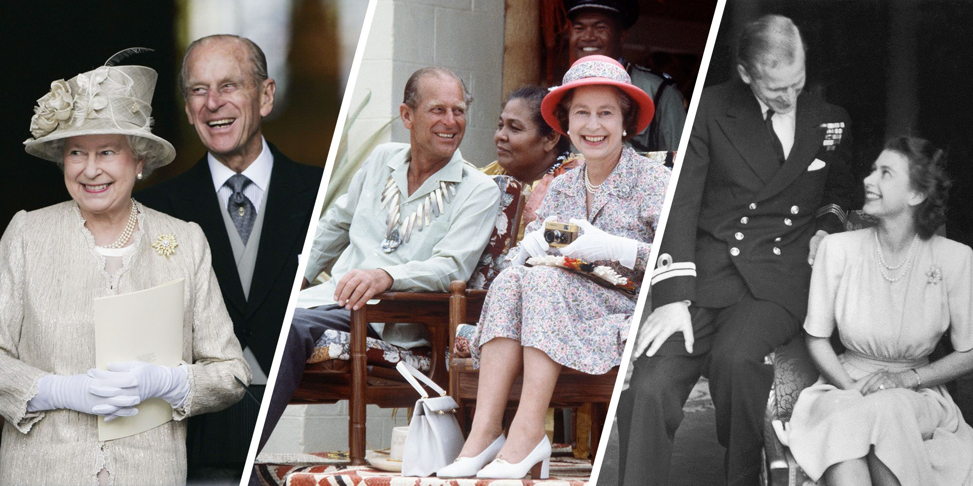 Queen Elizabeth & Prince Philip Photos Together - Queen Elizabeth & Prince Philip's Sweetest Moments