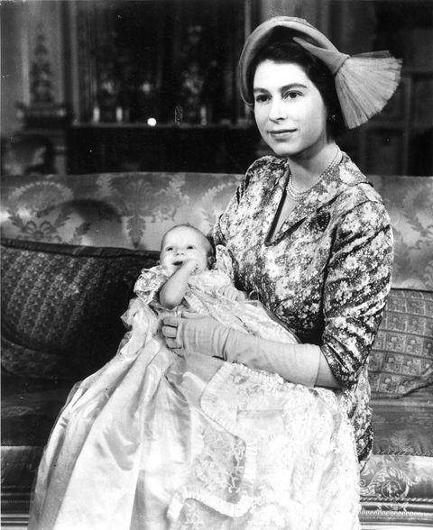 queen elizabeth princess anne first daughter