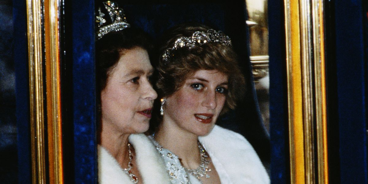 Inside Queen Elizabeth Ii And Princess Diana S Very Complicated Relationship