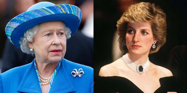 queen elizabeth princess diana victoria's bow brooch