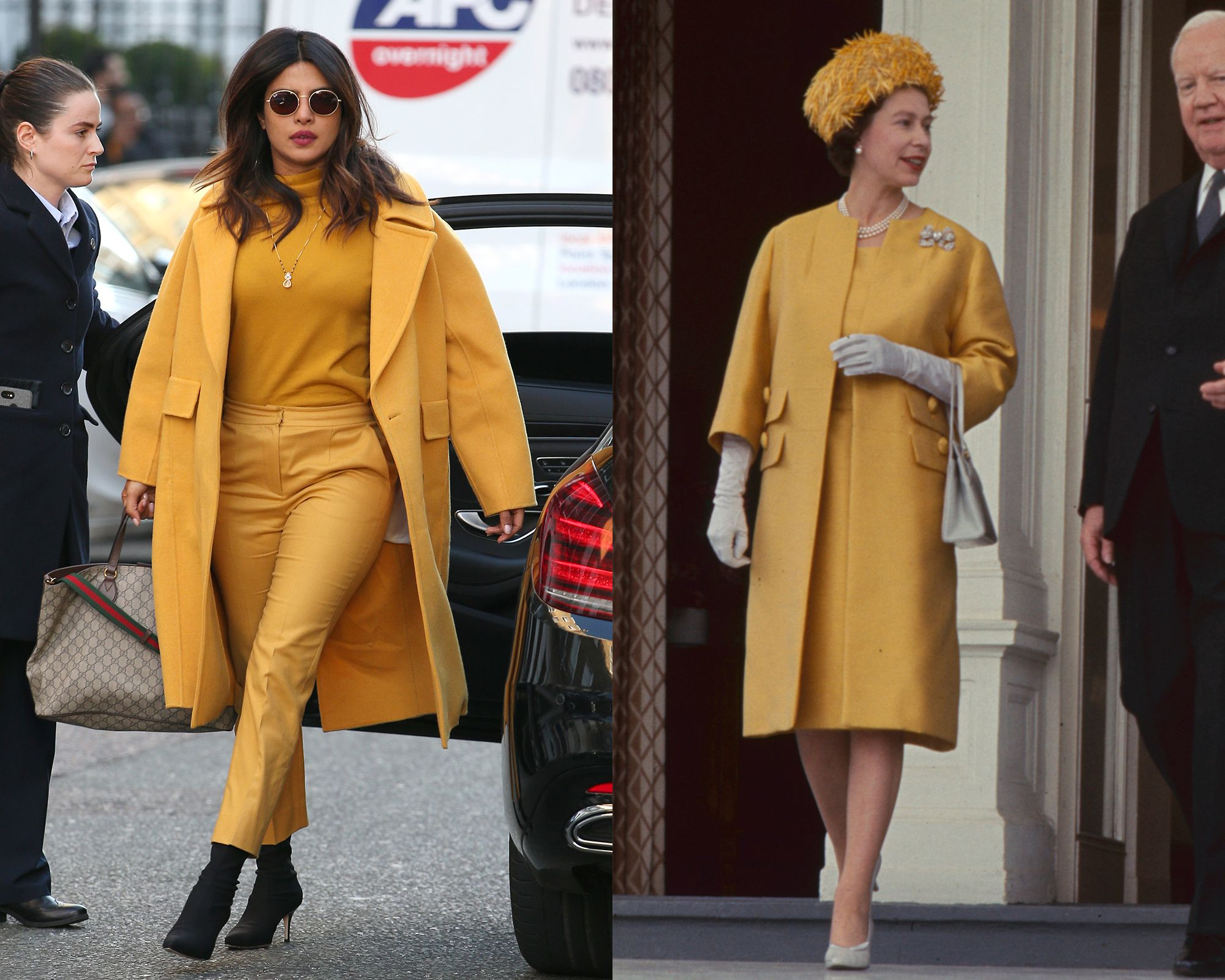 Priyanka Chopra vs. the Queen