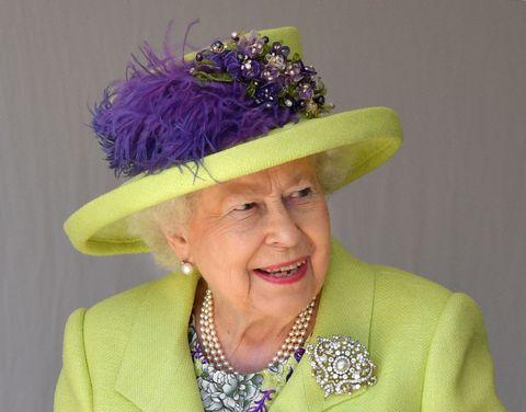 Queen Elizabeth Royal Wedding
