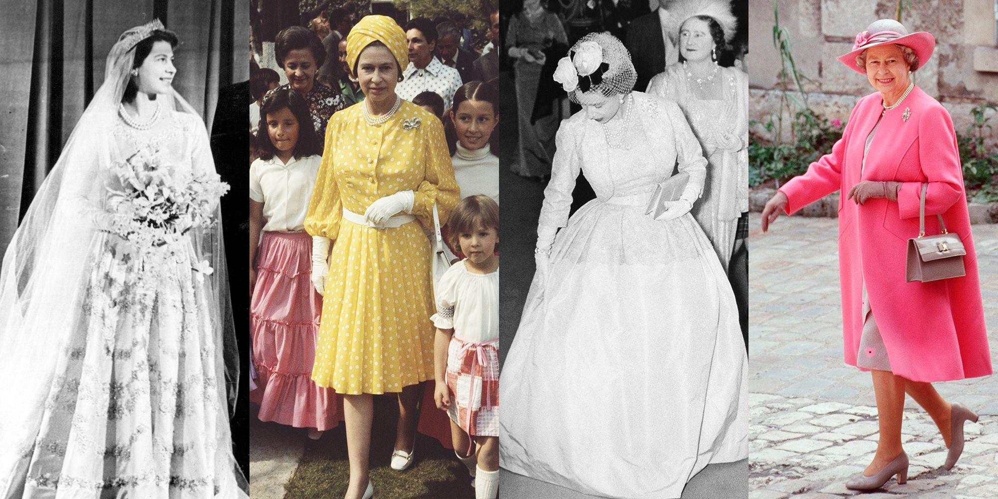 Queen Elizabeth Style Evolution