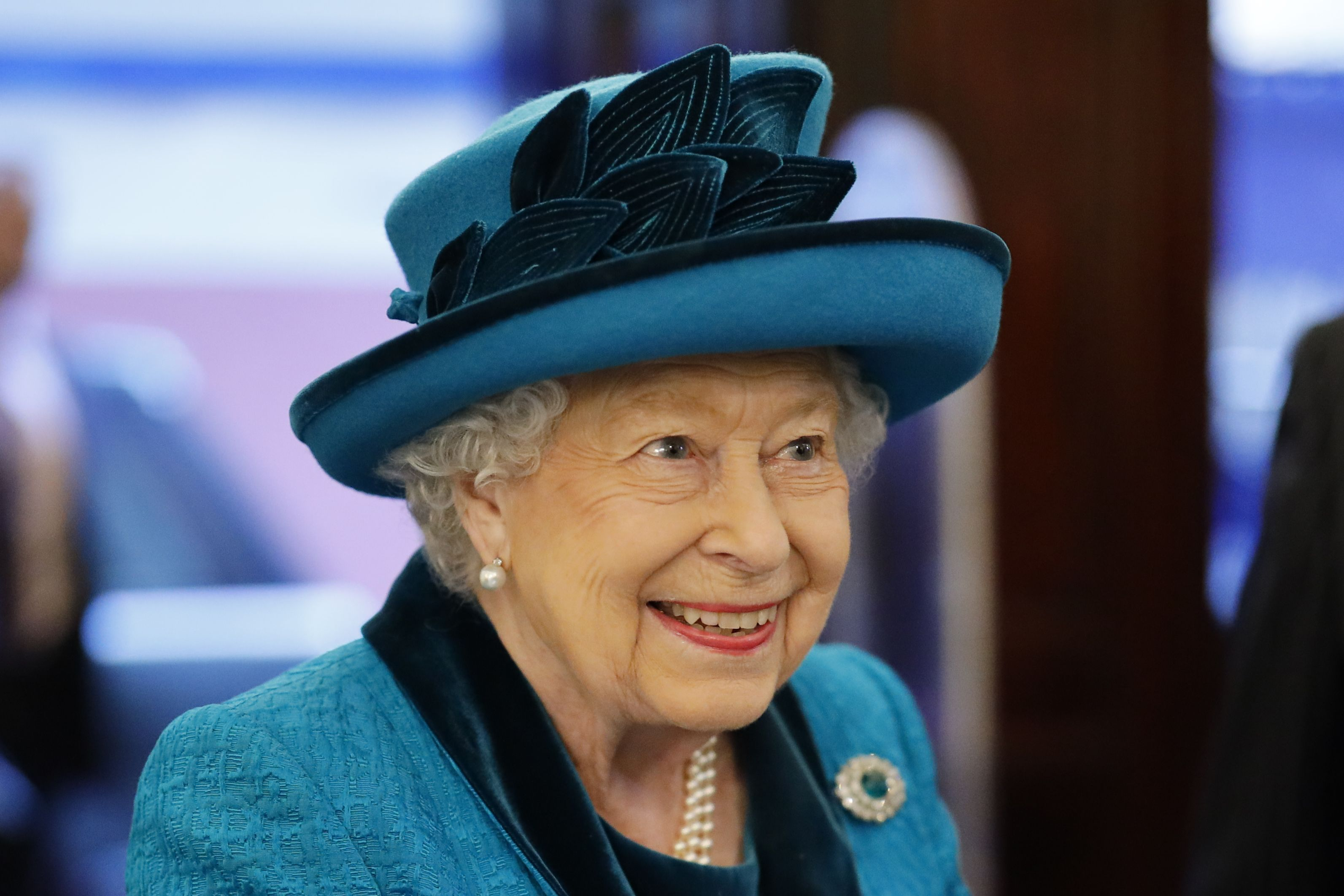 The Queen uses 3 specific words to show when she disapproves