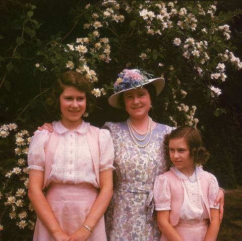 elizabeth's family