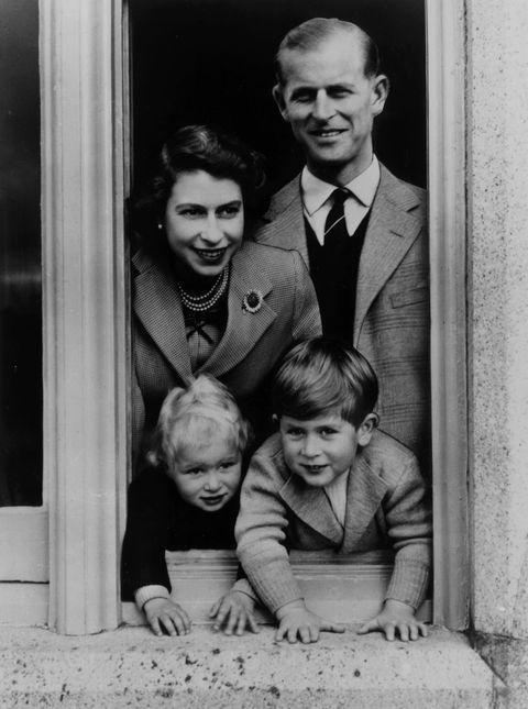 Fotos de la reina Isabel y el príncipe Felipe juntos: los momentos más dulces de la reina Isabel y el príncipe Felipe