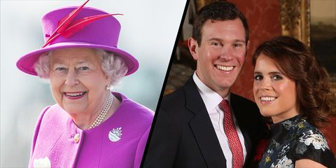 The Queen, Princess Eugenie