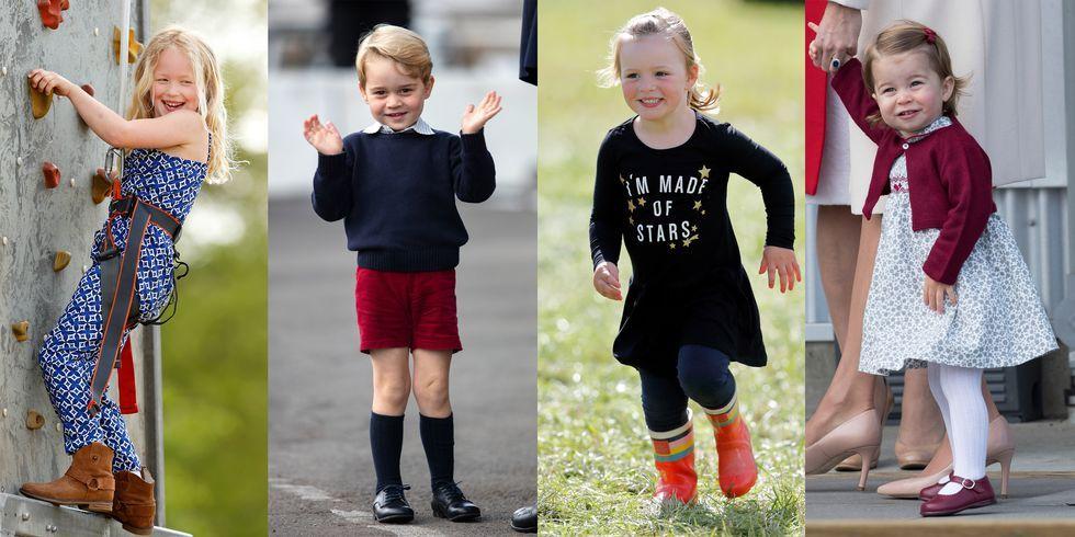 queen great grandchildren