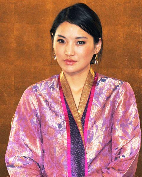 King And Queen Of Bhutan Visit Japan