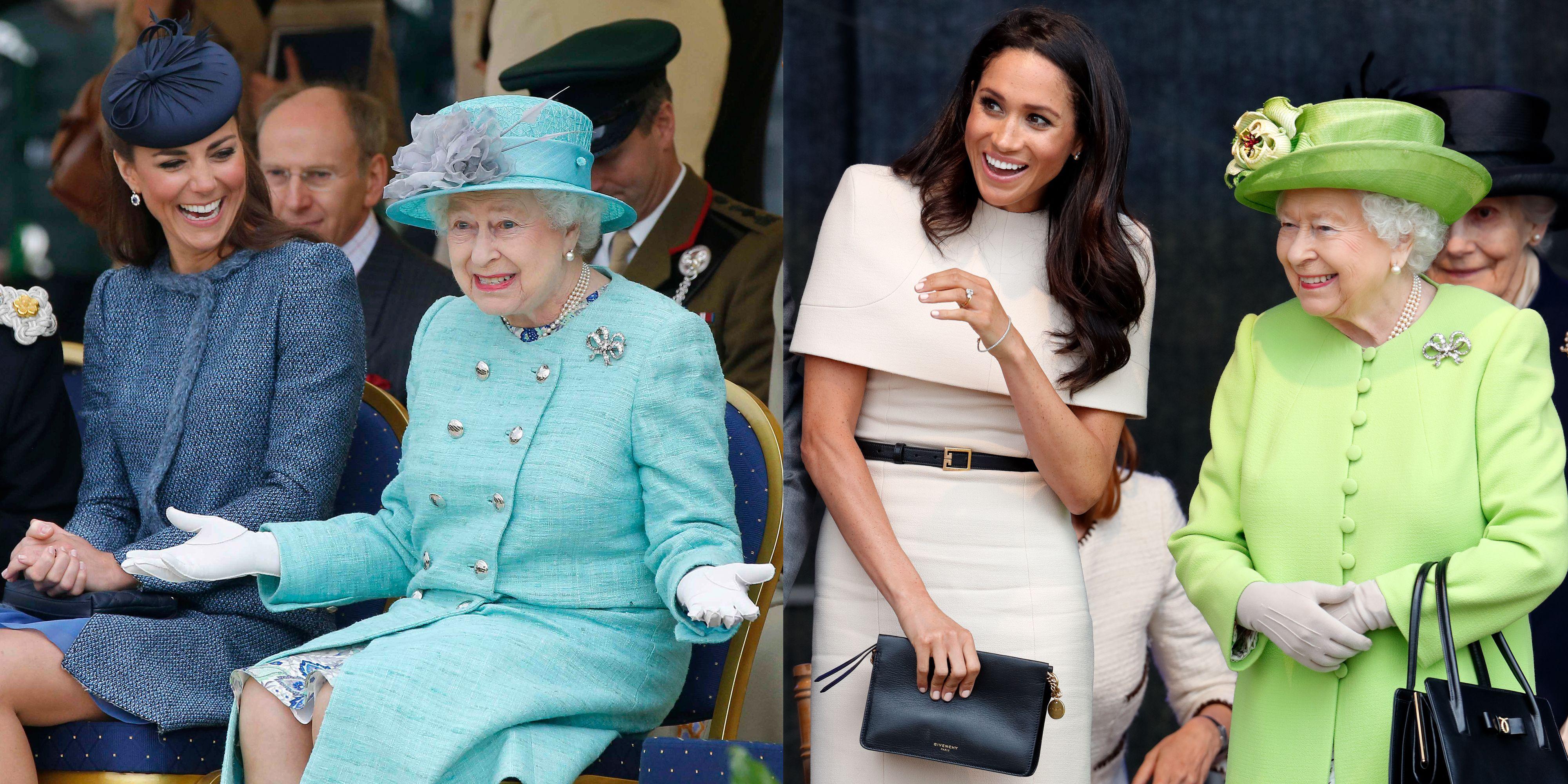 40 Times Queen Elizabeth Was Hilarious - Photos of Queen