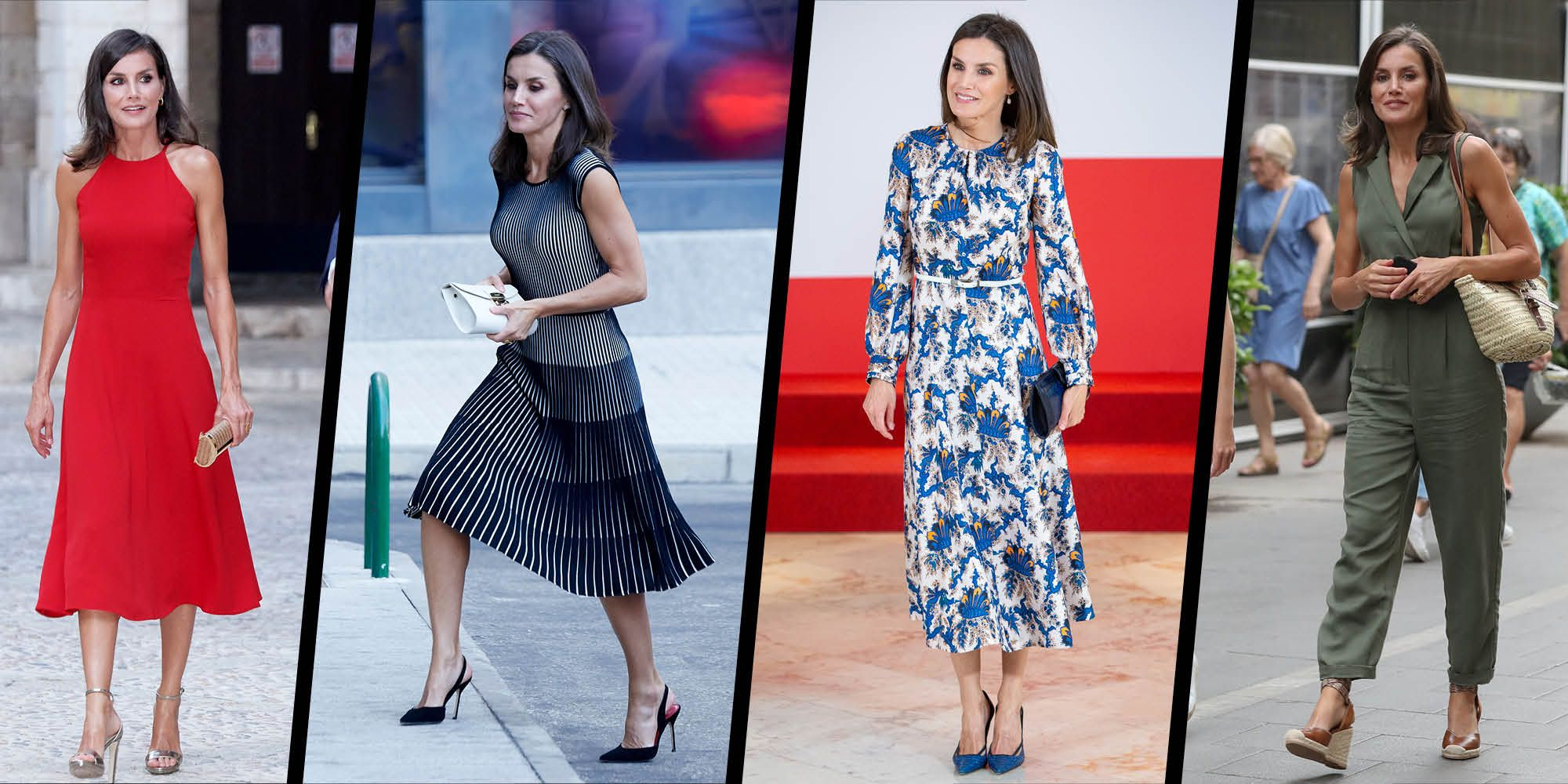 Lessons in timeless style from Queen Letizia